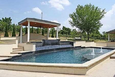Pool resurfacing - Broken Arrow