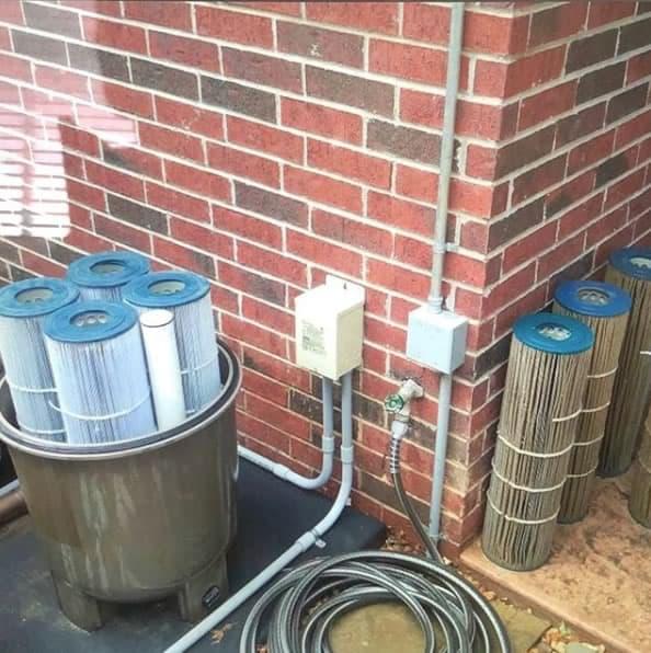 pool filter replacements - Broken Arrow