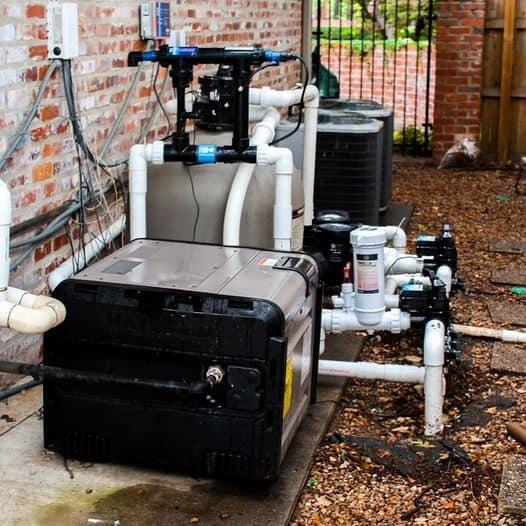 pool - heater - filter - pump repair
