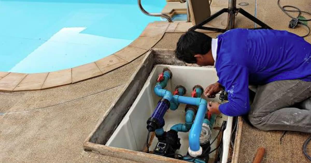 swimming pool repair - oklahoma
