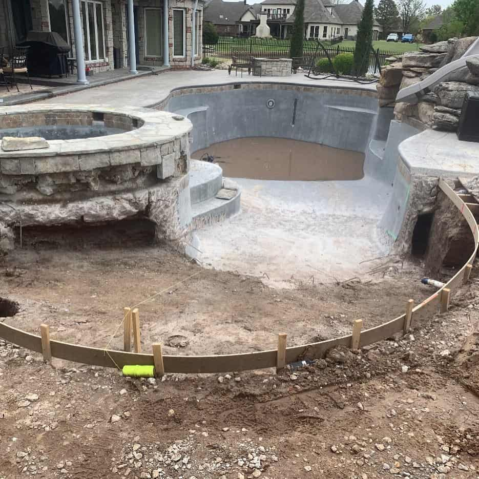 Pool Company Serving Sand Springs