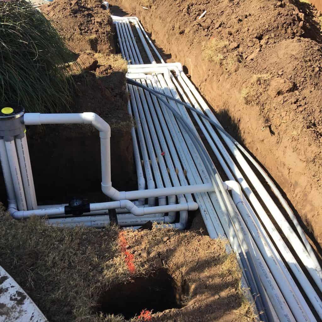 Plumbing- Pool Leak Repair