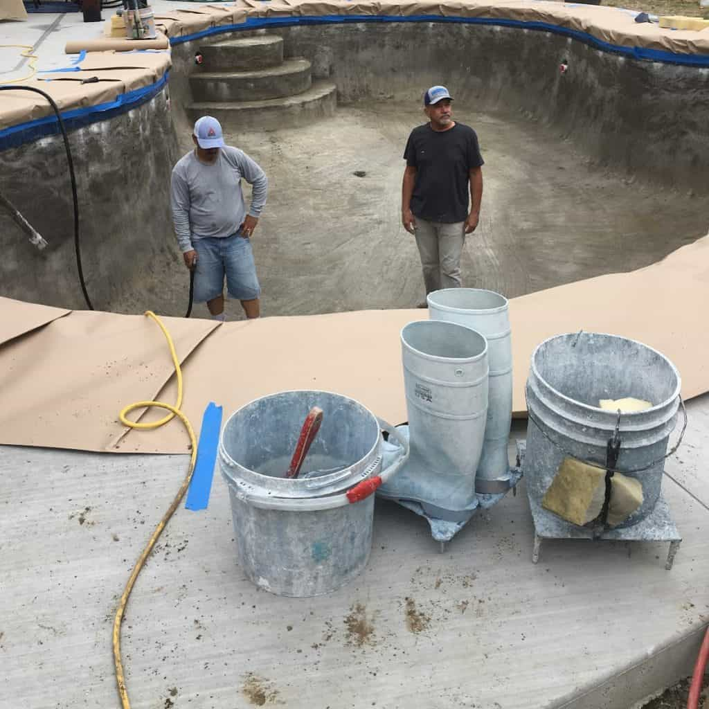 Pool-resurface-Pool-construction